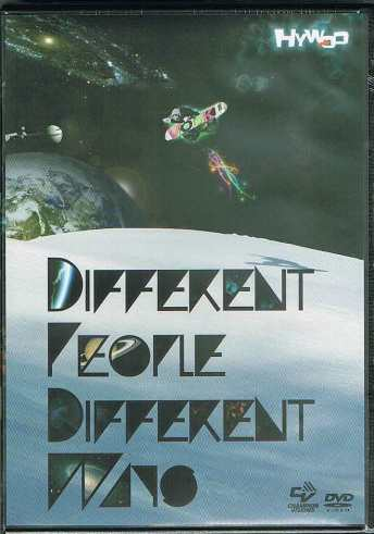 2011 hywod ハイウッド DVD 長野 松本 試写会 サイン会 different people different way